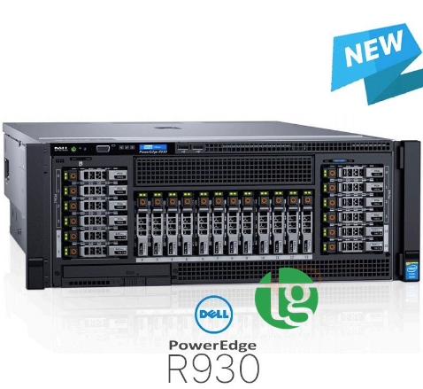 MÁY CHỦ SERVER DELL POWEREDGE R930 E7- 4809v3 RAM 64GB