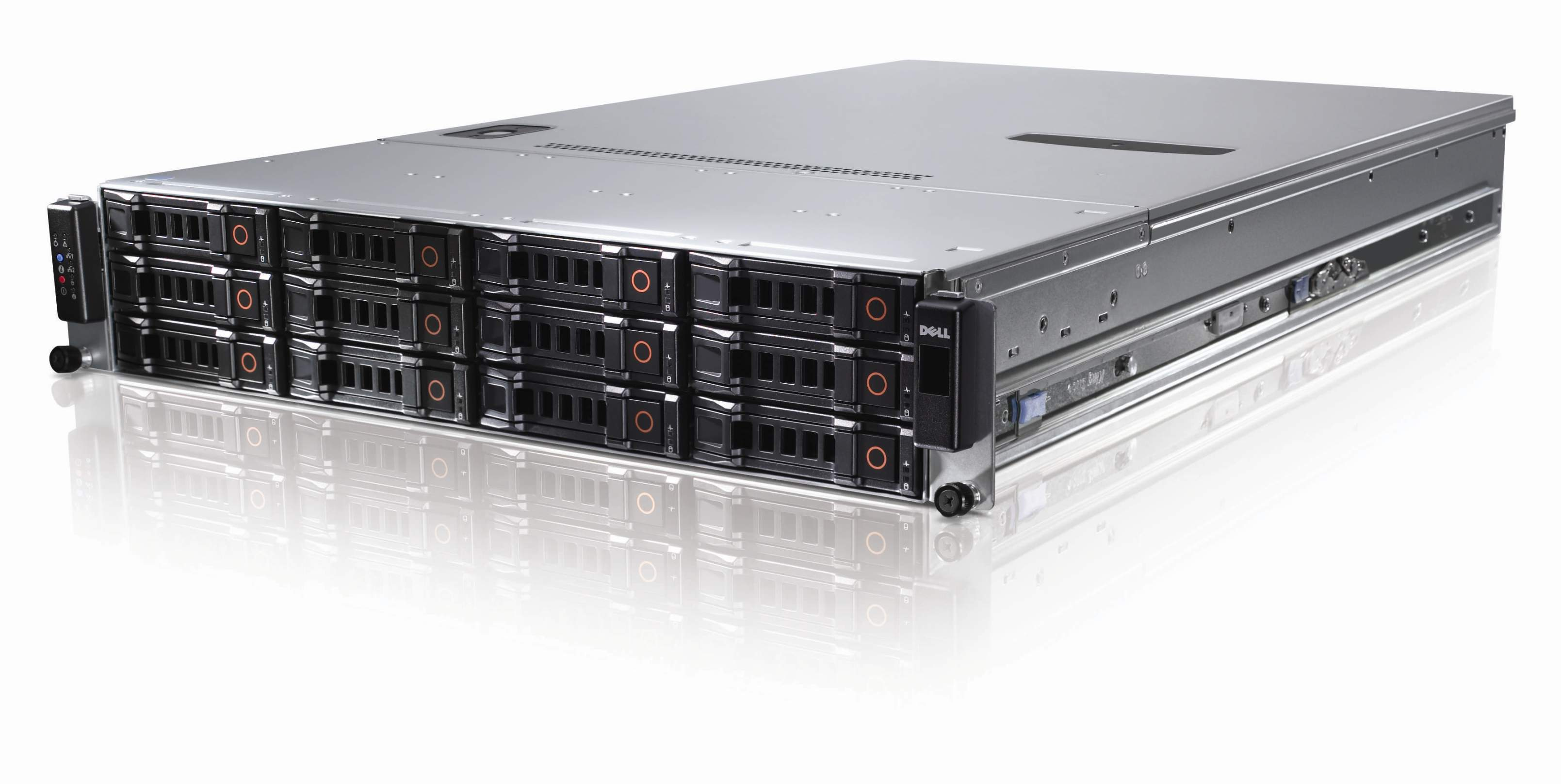 MÁY CHỦ DELL POWEREDGE C2100 XEON 6-CORES X5660