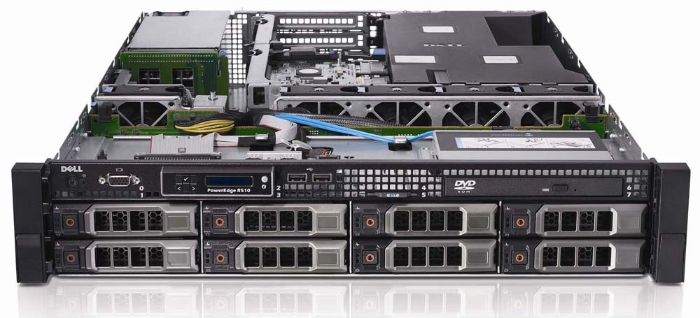 MÁY CHỦ DELL POWEREDGE R510 E5645