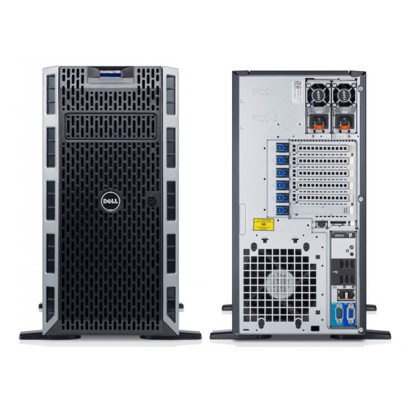 MÁY CHỦ SERVER DELL POWEREDGE T430 E5-2640 v4, 8GB RAM, PERC H330