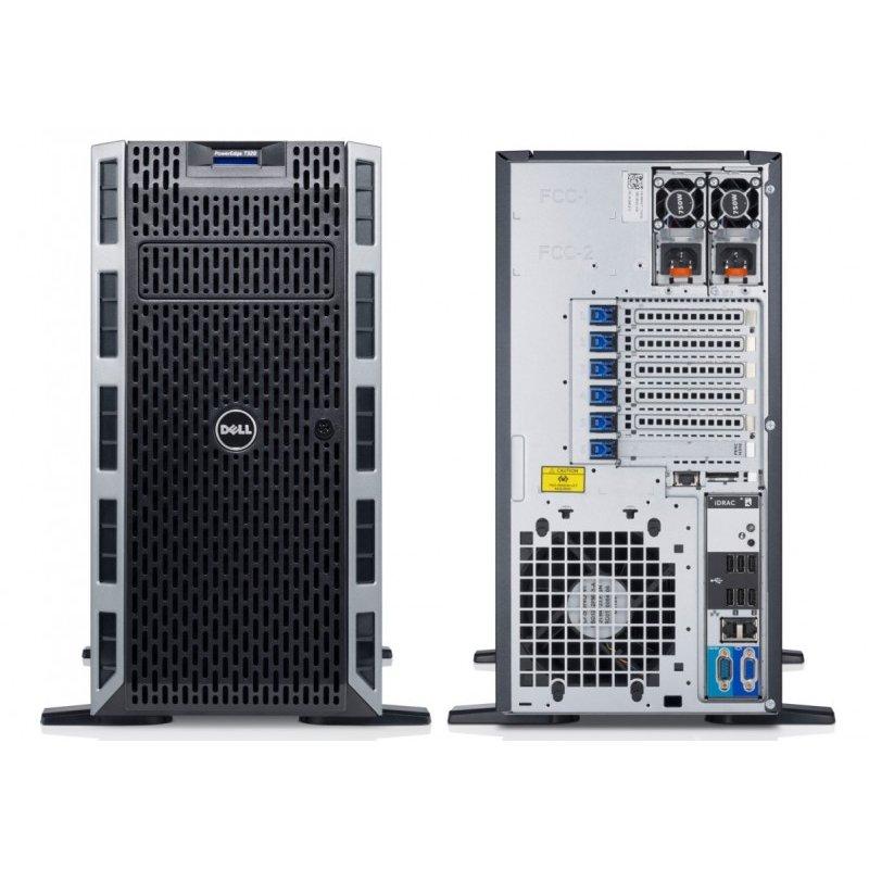 MÁY CHỦ SERVER DELL POWEREDGE T430 E5-2630 v4, 8GB RAM, PERC H330