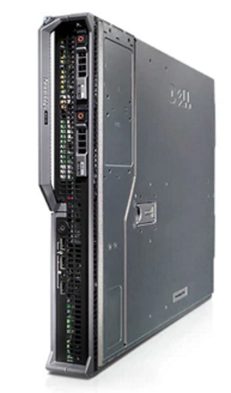 SERVER MÁY CHỦ DELL POWEREDGE M610 CPU 2XE5540 BLADE