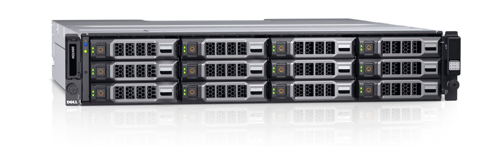 MÁY CHỦ SERVER DELL STORAGE POWERVAULT MD1400 DAS Storage