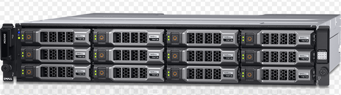 MÁY CHỦ SERVER DELL POWERVAULT MD1420 DAS STORAGE