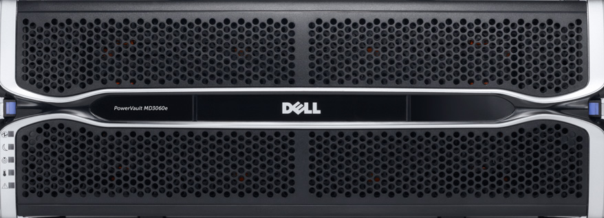 MÁY CHỦ SERVER DELL POWERVAULT MD3060e Dense Enclosure Storage