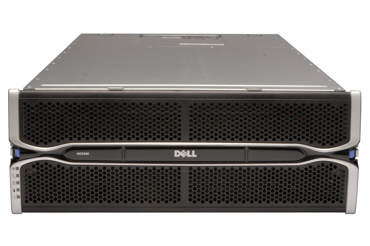 MÁY CHỦ SERVER DELL POWERVAULT MD3460E DENSE ENCLOSURE STORAGE