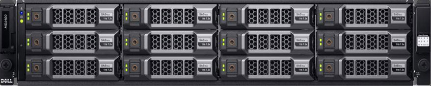 MÁY CHỦ SERVER DELL POWERVAULT MD1400 STORAGE ARRAYS