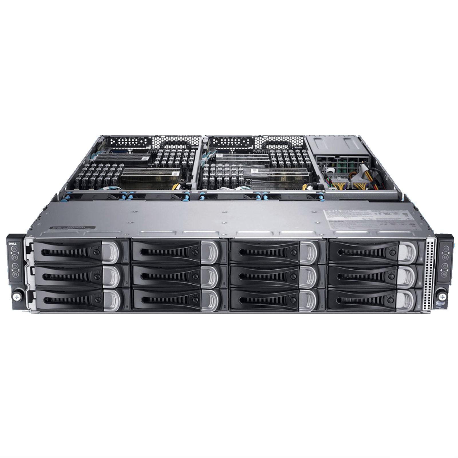 MÁY CHỦ DELL POWEREDGE C6320 4 NODE BAREBONE LFF