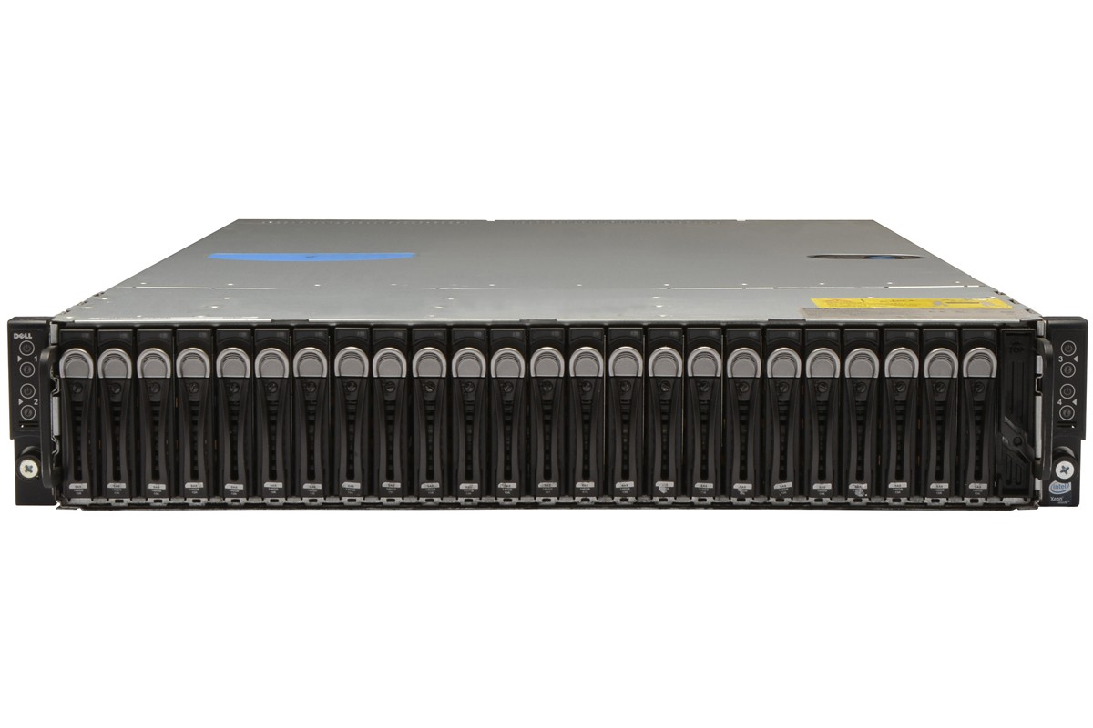 MÁY CHỦ DELL POWEREDGE C6220-II BAREBONE - PS 1400W – SFF