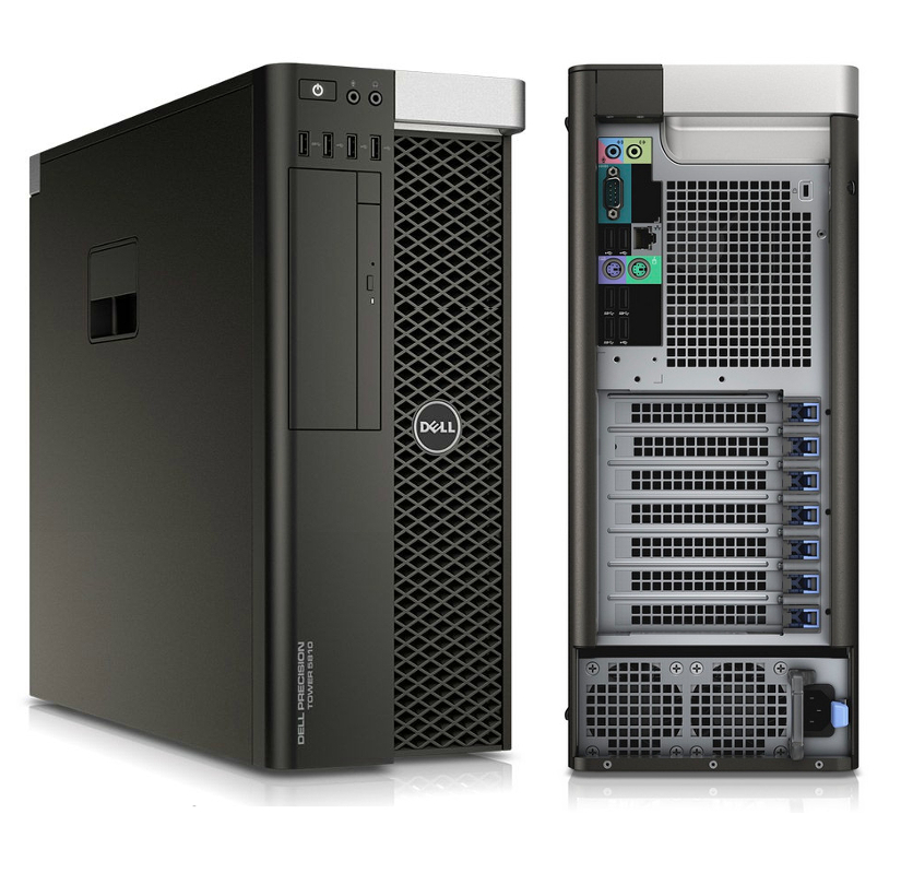 MÁY CHỦ SERVER WORKSTATION DELL PRECISION T5810 XEON E5 - 1620 V3
