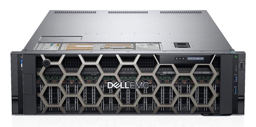 MÁY CHỦ SERVER DELL POWEREDGE R740 Intel Xeon Silver 4110 2.1Ghz