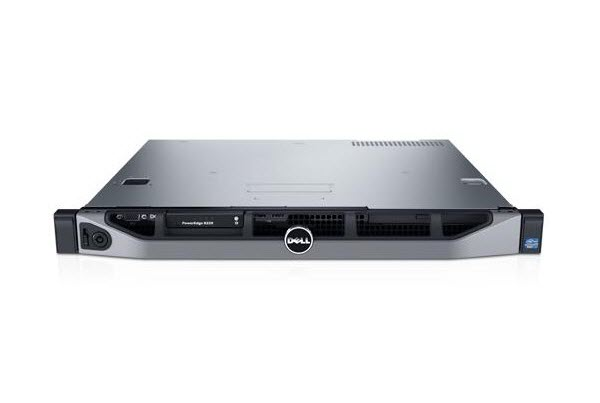 MÁY CHỦ SERVER DELL POWEREDGE R220 E3-1220 V3 HDD 3.5'' RAID H310