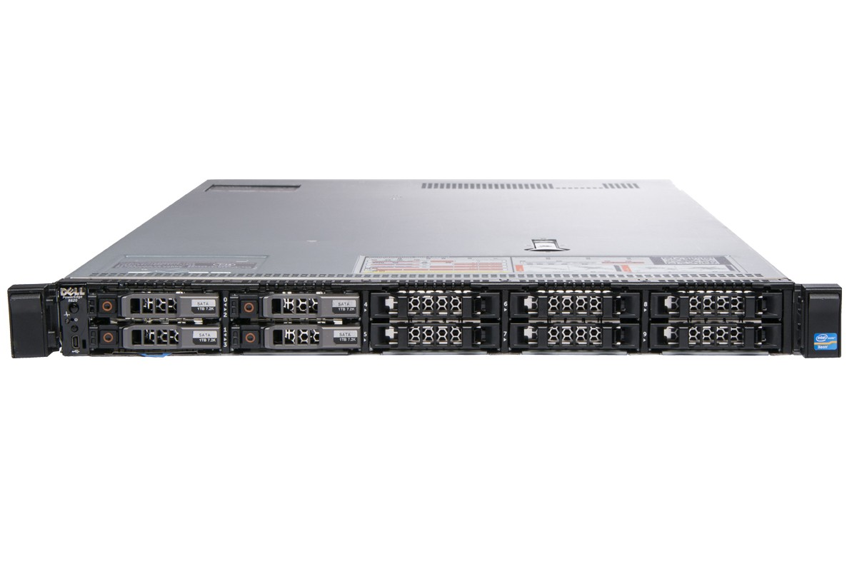 MÁY CHỦ SERVER DELL POWEREDGE R620 Barebone sp 8x HDD SFF