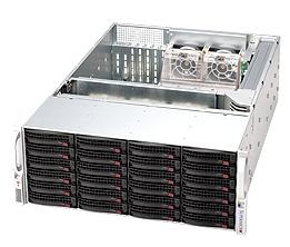 LifeCom Storage 4U 24-bay X9 SC846 E3-v2