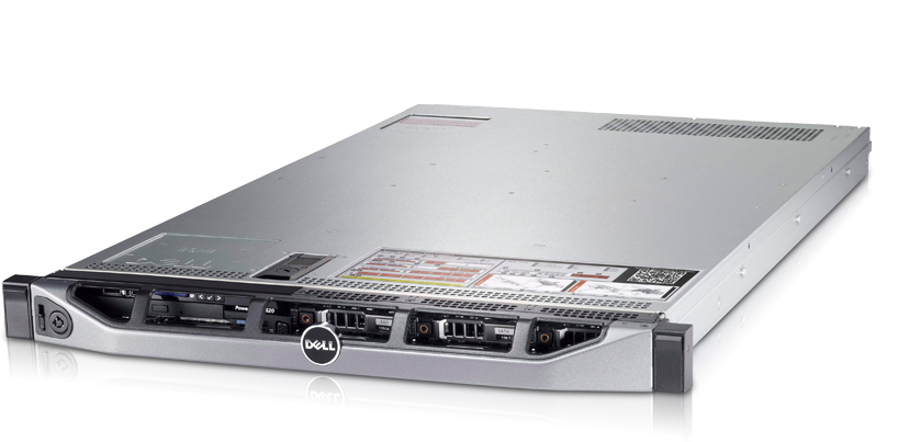 MÁY CHỦ SERVER DELL™ POWEREDGE™ R620 E5-2630L V2