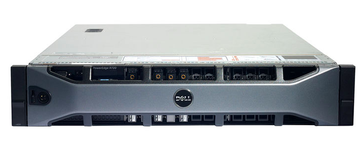 MÁY CHỦ SERVER DELL™ POWEREDGE™ R720 E5-2695V2