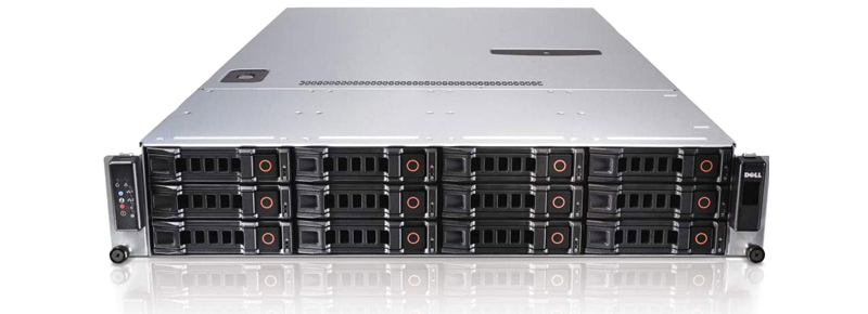 MÁY CHỦ DELL POWEREDGE C2100 L5520