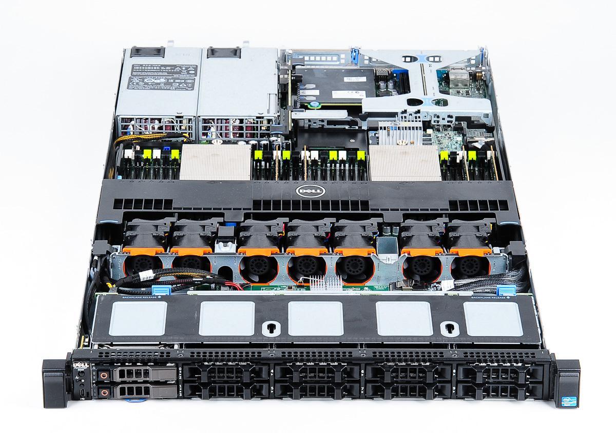 Thế Giới Số giới thiệu máy chủ DELL PowerEdge R330
