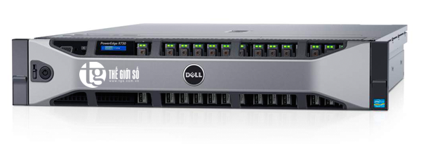 MÁY CHỦ SERVER DELL POWEREDGE R730 E5-2620V3