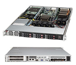 Máy Chủ Server SuperServer Intel® Xeon® processor E5-2600 v3